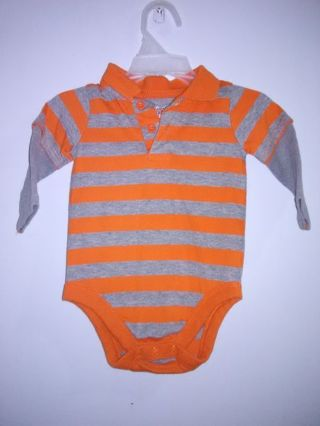 NWOT Baby Boys Onesie sz 3/6 Months
