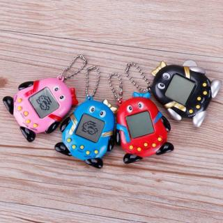 Creative 90S Nostalgic 168Pets in One Virtual Cyber Pet Toy Tamagotchi