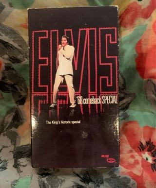 ELVIS! 1968 Comeback Special!