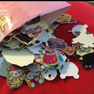 Kawaii Sticker Flakes Lot Of 15 ⭐️ GIN FOR 20 ⭐️