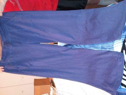 Women workout pants size XL 16/18 DanSkin Now