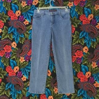 Women's Gloria Vanderbilt Jeans blue jean pants 8P Gloria Vanderbilt
