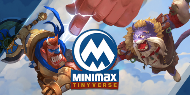 MINImax Tinyverse Launch Pack
