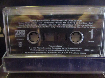 Blues Brothers: Definitive Collection - Cassette