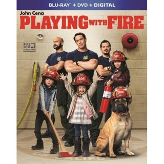 Playing With Fire Digital Movie Code