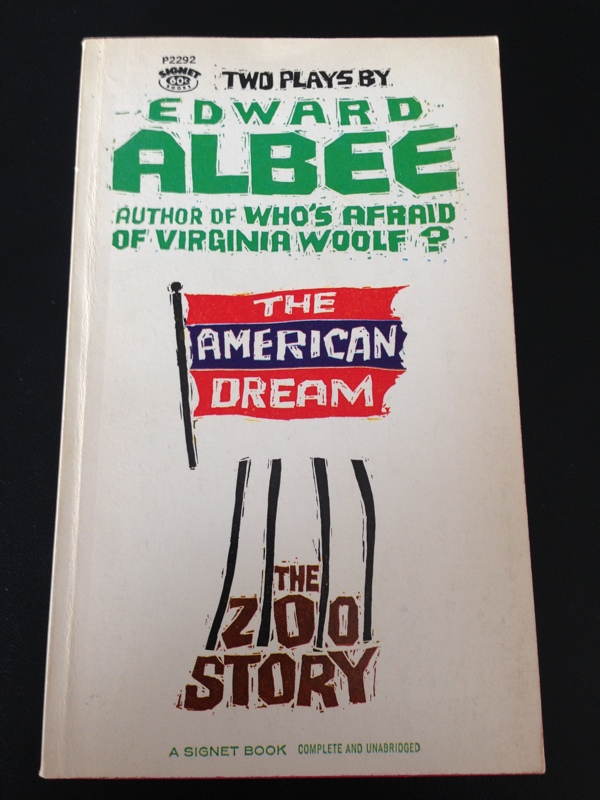 albee american dream