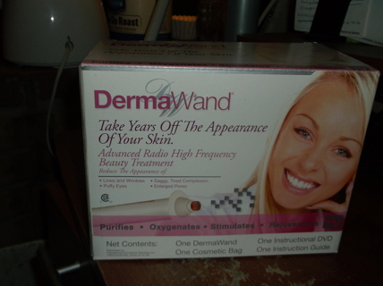 Free 3 Days Only Patented Derma Wand Skincare Bath Body