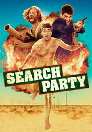 """Search Party """"HDX"""" iTunes Digital Movie Code Only!"""