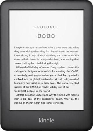 "Amazon - All-New Kindle - 6"" - 8GB - Black"