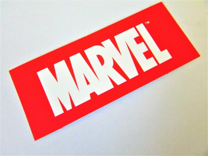 MARVEL Vinyl Sticker- Helmet/Car/Skateboard/Business/Crafts