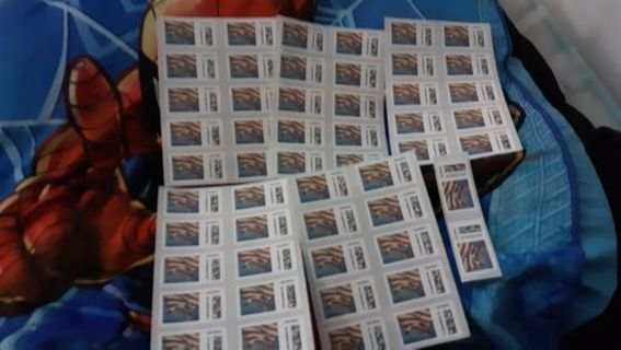 52 USPS Forever Stamps Brand new postage*******