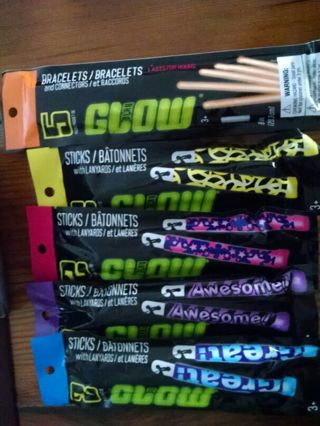 Glow Sticks Set