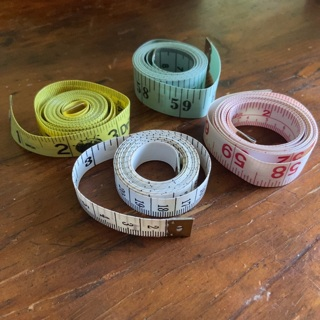 Pick your favorite 60 inch tailors tape measure - or GIN for all Four tapes & free US shipping!!