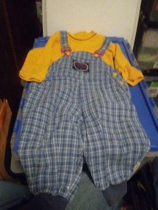 18/24m Gymboree Outfit