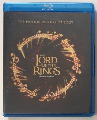 The Lord of the Rings: The Motion Picture Trilogy Blu-Ray / DVD 6-Disc Boxed Set - Mint Discs!