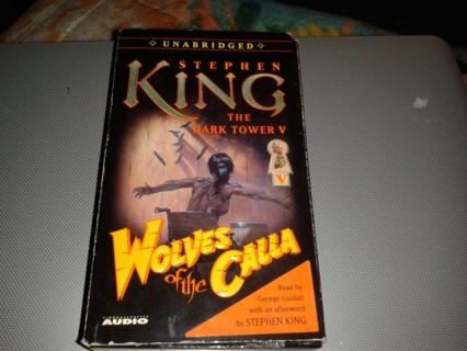 Dark Tower V: Wolves of the Calla by Stephen King Audiobook