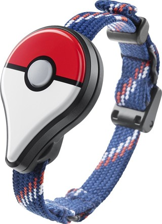 brand new Pokemon Go Plus bracelet