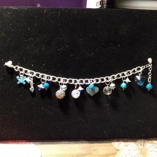 Charm Bracelet,  Creations by Cris