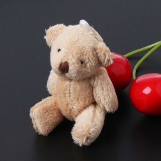 5PCS Kawaii Small Bears Plush Soft Toys