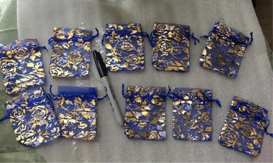 Gift, jewelry pouches