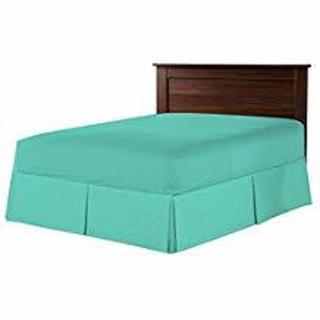 Madison Park Essentials Caitlin Sheet Set - Queen with BED SKIRT GIN BONUS
