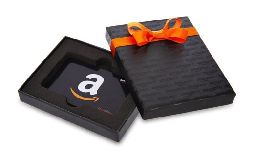 $10.00 AMAZON GIFT CARD!! LOW GIN!! FAST DELIVERY!! AUCTION # 3