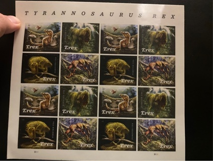 TREX FOREVER STAMPS