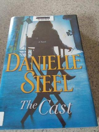 Danielle Steel HB The Cast Free Shipping