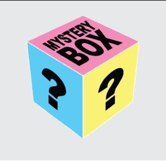 I DARE YOU!! To get this mystery box