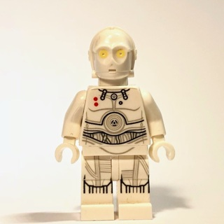 New K3PO Super Heroes Minifigure Building Toys Custom Lego