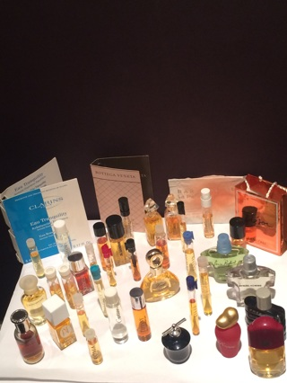 Huge Fragrance Lot Travel size, minis, and  vials valued at $215.00