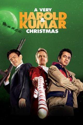 A Very Harold & Kumar Christmas MA HD Digital Copy Code