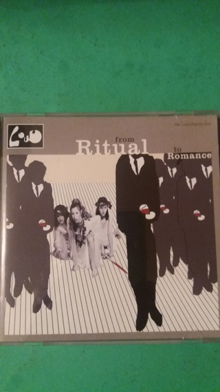 cd  the loud family  from ritual to romance  free shipping