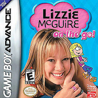 Lizzie McGuire GBA Game