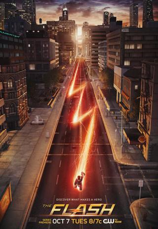 Assistir The Flash - Série / 3 Temporadas