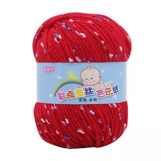 50g Hand Knitting Knicker Yarn Crochet Soft Scarf Sweater Hat Yarn Knitwear Wool .