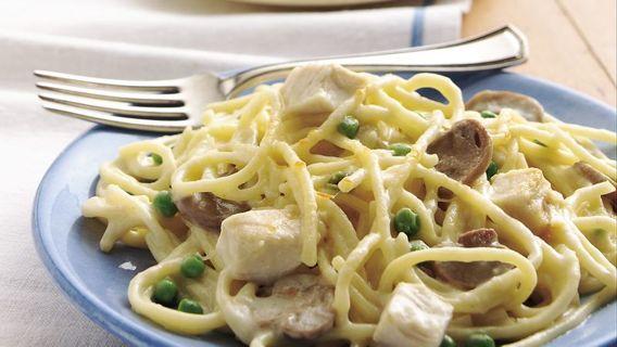 ~✻ (New) Chicken Tetrazzini Recipe ✻~