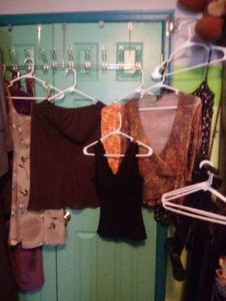 Jr Size Small Dresses Shirts and Skirts