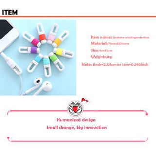 Automatic Cord Winder Cable Earphone Data Line Cable Manager Recoil Headphone