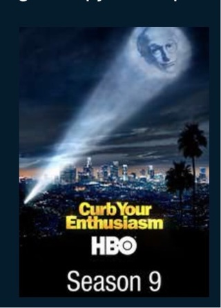Curb Your Enthusiasm ninth season. Digital HD. iTunes only