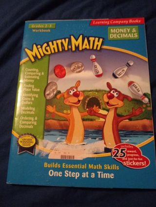 New Mighty Math Book
