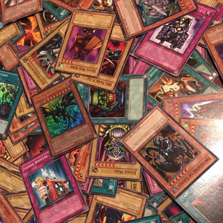 Mixed Lot Of Yu-Gi-Oh Playing Cards [15* PCS]
