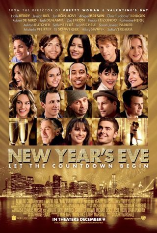 New Year's Eve HD digital copy ONLY