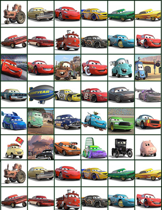 Free Disney Cars Stickers Printable Other Toys