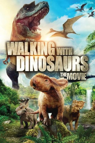 WALKING WITH DINOSAURS (HDX) (Movies Anywhere) VUDU, ITUNES, DIGITAL COPY