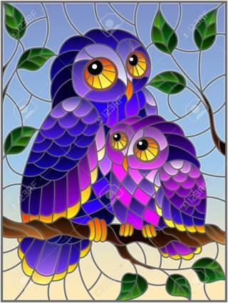 New Owls &   Photo 4x6