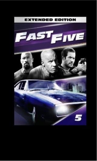 Fast Five digital HD