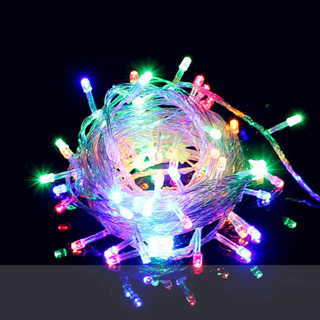 2016 Christmas Treee Decorations 10M 100 LED Waterproof String Fairy Lights Navidad Christmas