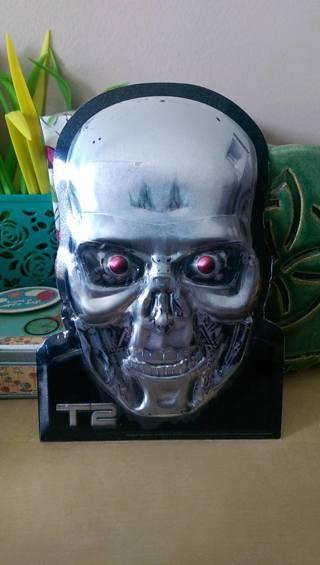 Terminator 2 Metal Print