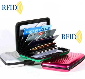 NEW SAFE Wallet RFID Chip Protection